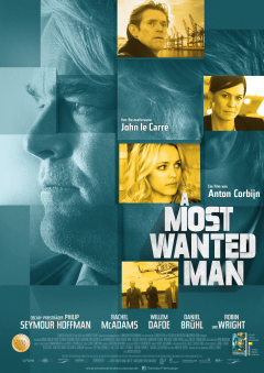 A Most Wanted Man Cover